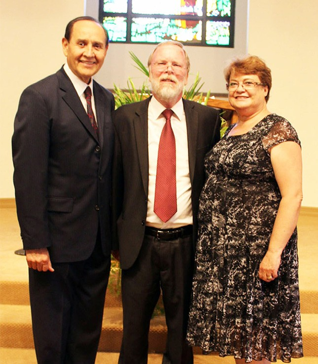 Valley Center Seventh- Day Adventist Church has a new pastor