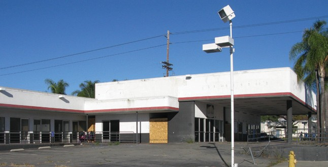 The Former Service Building, Above, For Toyota Of Escondido Has Sat Empty  For Several