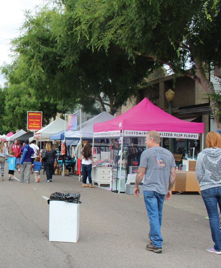 Cloudy day keeps Street Fair cool & Cloudy day keeps Street Fair cool | Escondido Times-Advocate